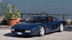 1993 Ferrari 512 TR Ferrari, Rolling Stock