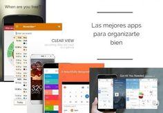 Las mejores apps para organizarte bien   TIC & Educación   Scoop.it