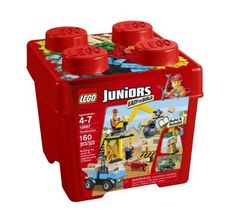 Best LEGO Juniors 10667 Construction Building Blocks Gift Toy For Chaild Car #LEGOJuniors