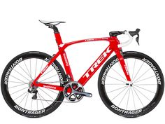 Say hello to the new TREK Madone 9. I'm loving it!
