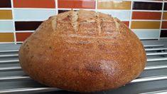 Kváskový cibulový chléb s tymiánem | Nikol Kukačková - domácí recepty Bread, Food, Brot, Essen, Baking, Meals, Breads, Buns, Yemek