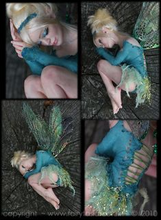 OOAK Sleepy Tinkerbell Fairy 3 by fairytasia on DeviantArt Polymer Clay Mermaid, Polymer Clay Fairy, Polymer Clay Dolls, Tinkerbell Fairies, Clay Fairies, Tinkerbell Disney, Fairy Figurines, Baby Fairy, Beautiful Fairies
