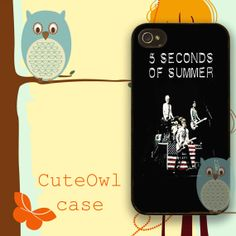 5sos Poster  iPhone cases 4/4S Case iPhone 5/5S/5C Case Samsung Galaxy S3/S4 Case