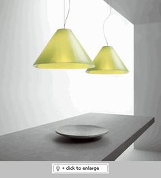 Solaris S Leucos Pendant Light  Item# SolarisS  Regular price: $675.00  Sale price: $540.00
