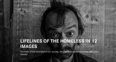 My interview with Chris Candid re his penetrating portfolio taken following conversations with the homeless is now live at The Leica Blog: http://blog.leica-camera.com/…/lifelines-of-the-homeless-i…/