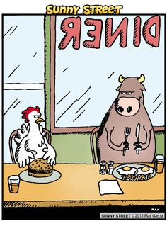 20 Hilarious Comics With Unexpected Endings That Will Make You Laugh Silly Jokes, Funny Puns, Funny Cartoons, Funny Comics, Hilarious, Food Jokes, Funny Stuff, Funny Humor, Redneck Humor