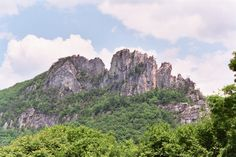 Senneca Rocks WVA