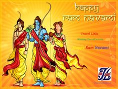 Happy Ram Navami.....