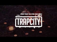 Spooky Scary Skeletons (Trap Remix) - YouTube Halloween Music, Spooky Scary, Spotify Playlist, Original Song, Skeletons, Songs, Youtube, Movie Posters, Film Poster