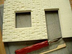 Fachada casa de muñecas