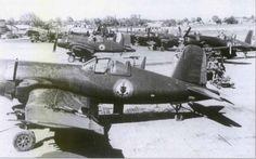 AU-1 indochine F4u Corsair, Navy Marine, Supermarine Spitfire, Indochine, Military Vehicles, Fighter Jets, Aircraft, War, French