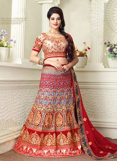 Grey Color Incredible Lehenga Choli With Lace Work This attire is nicely made with Resham & Beads work. Buy Online Designer Lehenga, Bridal Wear, Wedding Wear Lehenga, dress material, Ceremonial Wear, Lehenga, Indian Ghagra choli For women. We have large range of Lehenga designs, choli, Lehenga Online, chaniya Choli and party wear Choli in our website with the best pricing and unique designs shipping to (UK, USA, India, Germany, Canada, Singapore, Australia, Mauritius, New Zealand) world…