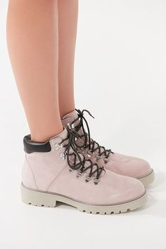 61f1d7f6ff3 Slide View: 3: Vagabond Kenova Hiker Boot Lace Up Ankle Boots, Suede Boots