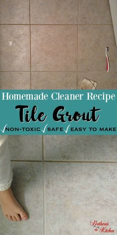 Does Cleaning Grout With Baking Soda And Vinegar Really Work - Does grout cleaner work