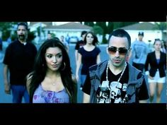 Wisin & Yandel - Estoy Enamorado The video is great for a unit on immigration