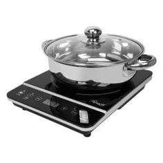 3. Rosewill RHAI-13001 1800W Induction Cooker Cooktop