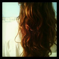 I am so proud of my hair..thx mom.;)