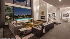 Chrissy Teigen and John Legend have swapped their New York City condo for this $14.1 million mansion in a leafy pocket of Los Angeles