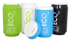 The Eco Can: Socially Responsible Drinkware Brand Promotion, Promotion Ideas, Promo Gifts, Reusable Coffee Cup, Brand Building, Corporate Gifts, Drinkware, Sustainability, Eco Friendly