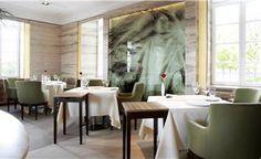 Eines der besten Michelin-Sterne-Restaurants in Deutschland