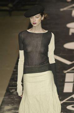 Antonio Marras at Milan Fashion Week Spring 2002 - Livingly