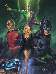 Arte Dc Comics, Batman Comics, Batman And Superman, Anime Comics, Comic Books Art, Comic Art, Badass Drawings, Superhero Design, Batman The Dark Knight