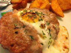 Recipe Slimming World Pork & Egg Burgers
