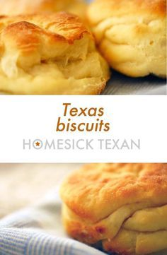 Tender and soft Texas biscuits. Breakfast Tacos, Breakfast Recipes, Fall Breakfast, Breakfast Options, Bread Recipes, Cooking Recipes, Tortilla Recipes, Best Biscuit Recipe, Homesick Texan