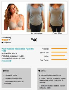8550abc492f 11 Best Before   After Shapewear Reviews images