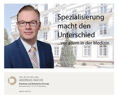 Spezialisierung macht den Unterschied - vor allem in der Medizin Plastische und Ästhetische Chirurgie Heidelberg http://www.dr-dacho.de/ #schönheit #ästhetik #gesicht #nase #mund #lippen #hals #dekolleté #wangen #falten #botox #filler #hyaluron #needling #PRP #heidelberg #karlsruhe #mannheim #badenbaden #darmstadt #frankfurt