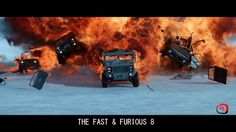 FAST AND FURIOUS 8 New Trailer Ultra HD (2017) The Fate of the Furious