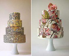 tortas de novia elegantes de todo el mundo - Buscar con Google