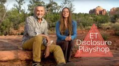 Experience Full ET Disclosure Now Playshop - Kirk & Bridget Nielsen Click Here to Explore More & Sign Up: http://harmoniousearth.org/product/experience-full-disclosure-now-online-playshop/ This playshop is about taking in all of the information about disclosure and integrating it as a part of your daily life.... www.bridgetnielsen.com/TheBridgetNielsen www.hybridchildrencommunity.org www.bridgetnielsen.com www.harmoniousearth.org