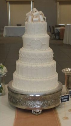 Wedding Cake Flowers By Annies Augusta Ga