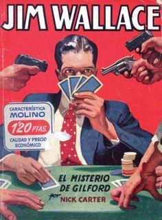 El misterio de Gildford   La editorial Molino