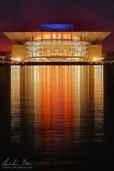Copenhagen Opera House by Christian Öser, via 500px