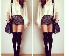 Inspiring image awesome, bag, beautiful, boots, brunette, clothes, fashion, girl, hipster, legs, outfit, perfect, perfection, purse, sexy, shorts, spring, style, summer, sweather, teen, teenager, white, winter, woman, outfit perfect #2189588 by KSENIA_L - Resolution 499x494px - Find the image to your taste