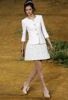 París primavera-verano 2010: ¡Chanel en concierto... por Lily Allen! - Foto 7