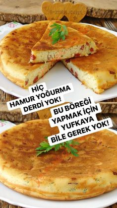 Appetizer Recipes, Snack Recipes, Appetizers, Snacks, Casserole Recipes, Cake Recipes, Turkish Recipes, Ethnic Recipes, Turkish Kitchen