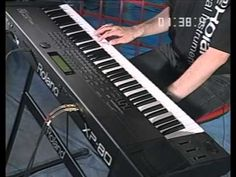 Roland XP-80 Training - hosted by Nick Cooper (Part 4) - YouTube