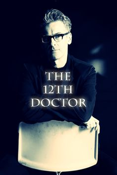 Peter Capaldi - The 12th Doctor!