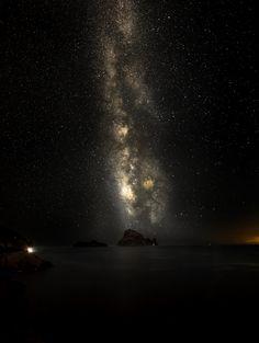 via lactea ibiza pano vertical, by Diego Aranguren Roldan.... #sky #night #stars #longexposure #milkyway #nightphotography #ibiza #balearicislands #eivissa #Spain(territorialwaters) #IbizaandFormentera