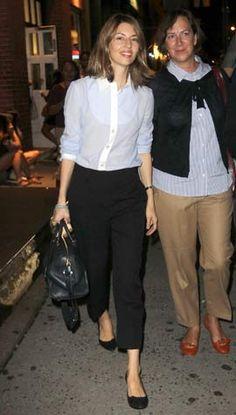 Sofia Coppola #fashion #chic #style Collectioneight.com/blog/