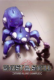 Watch Ghost in the Shell: Stand Alone Complex Season 2 Episode 1 2 3 4 5 6 7 8 9 10 watch free Ghost in the Shell: Stand Alone Complex Season 2 movie streaming TV series, Tv Show Cyberpunk, Anime Ghost, Masamune Shirow, Motoko Kusanagi, Japanese Video Games, The Image Movie, Free Tv Shows, Standing Alone, Watch Tv Shows