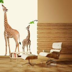 Giraffes | Animal Wall Decals | WallsNeedLove $108