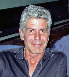 Anthony Bourdain: 25 Things You Don't Know About Me - Neatorama
