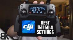 The Best DJI Go 4 Settings For the Mavic Pro https://www.camerasdirect.com.au/dji-drones-osmo/dji-mavic-pro