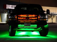 Ultimate LED Truck Grille Kit LED Truck Lighting