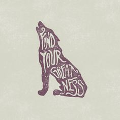 Lettering Set Part 2 by Noel Shiveley, via Behance hand lettering logo type graphic design wolf