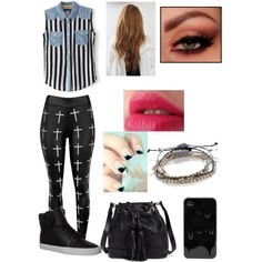 """""""Untitled #244"""" by sophstar2000 on Polyvore"""